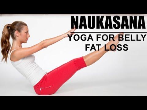 Naukasana | Yoga For Belly Fat Loss