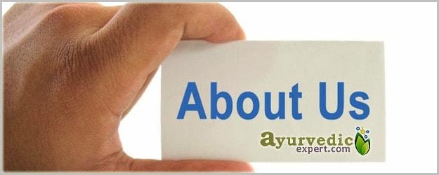 about ayurvedic expert