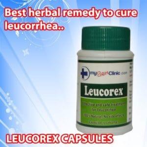 Leucorex Pills for Leucorrhea