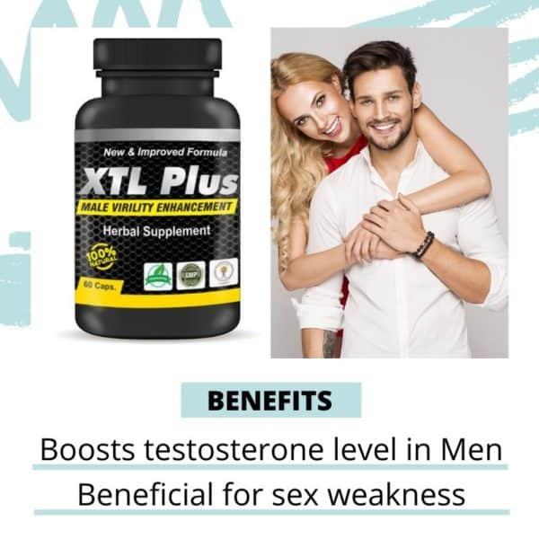 xtl plus penis enlargement medicine in India