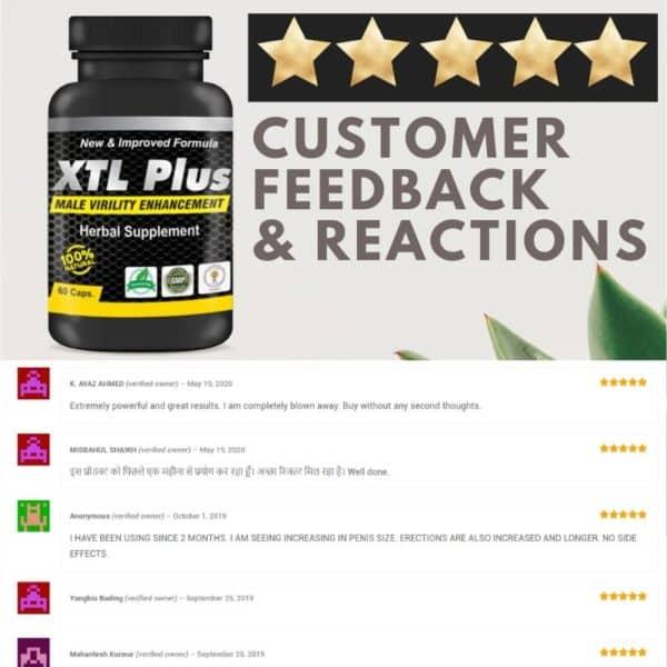 xtl plus penis enlargement pills reviews
