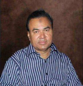 Dr S M Mehmood