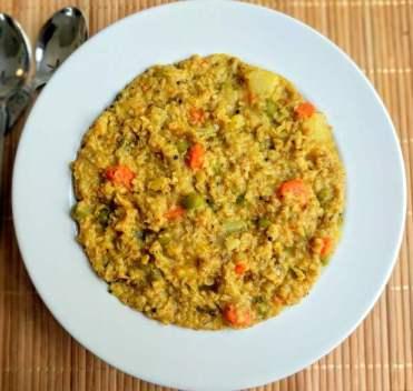 weight loss food - daliya