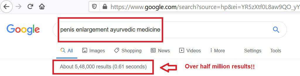penis enlargement ayurvedic medicine