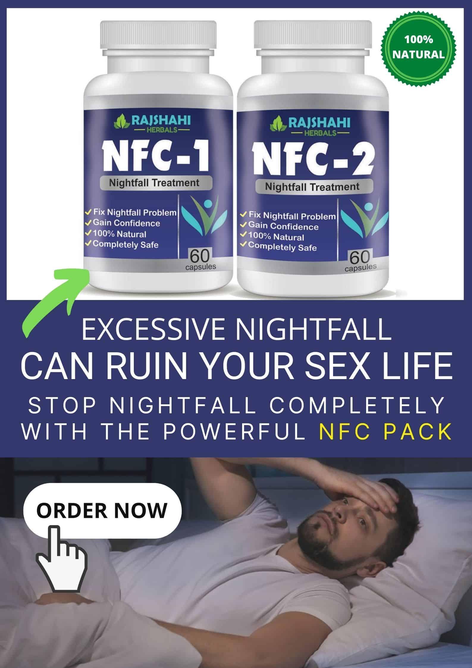 HOW TO STOP NIGHTFALL