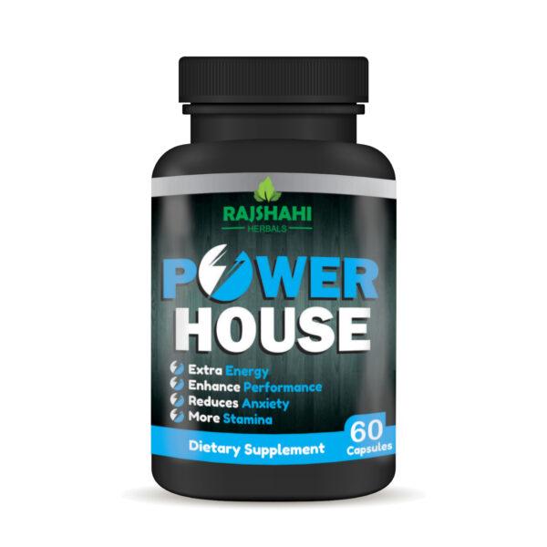 power house capsule - ayurvedic testosterone booster